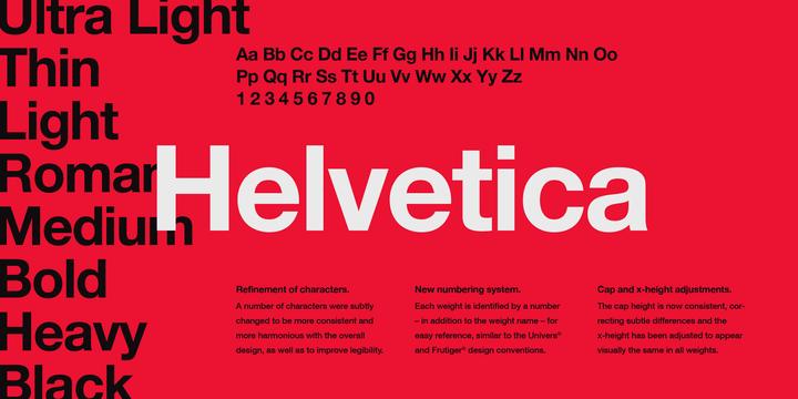 Image result for Helvetica