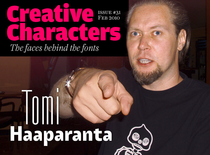 Creative Characters interview